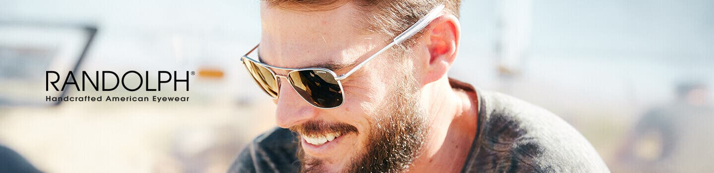 Randolph Engineering Sunglasses & Prescription Sunglasses